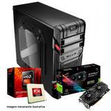 PC Gamer AMD FX-6300 Video GTX1050 M5A78L-M HD 1TB - Pcperformance