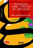 Pedagogia como ciência da educação
