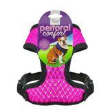 Peitoral The Pets Confort Medio 3,2 à 4,5kg - The pets brasil