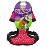 Peitoral The Pets Confort mini 2 à 3,2 Kg - The pets brasil