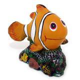 Peixe palhaço Nemo grande enfeite decoração de aquário. - Shop everest