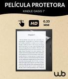 Película Kindle Oasis Fosca Anti-Risco Anti-Poeira Anti-Uv - Wb