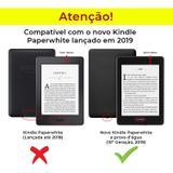 Película Novo Kindle Paperwhite Wb Fosca Anti-Risco Anti-Poeira Anti-Uv