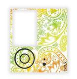 Película Protetora Skin Custom Hippy Henna 2 para Ipod Nano 5g - Zagg