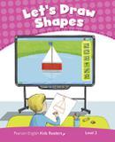 Penguin Kids 2: Let'S Draw Shapes Reader Clil Ame