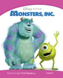 Penguin Kids 2: Monsters Inc Reader