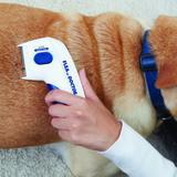 Pente Eletrico Para Cachorro Mata Pulga Carrapato Remove Pelos Caes Pet Gatos - Ab midia