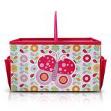 (PEQUENINOS) Caixa Organizadora Infantil com Alça - Jacki design