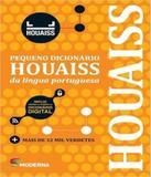 Pequeno Dicionario Houaiss Da Lingua Portuguesa - Moderna - didatico