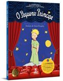 Pequeno príncipe - livro-teatro com dedoches e cenários - Autentica editora