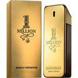 Perfume Paco Rabanne 1 Million Masculino Eau de Toilette 200ml
