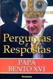 Perguntas e respostas - papa bento xvi - Armazem