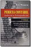 Perícia Contábil Judicial e Extrajudicial