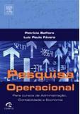 Pesquisa operacional para cursos de administração
