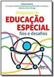 Pesquisas em educacao especial: fios e desafios - Appris editora