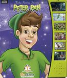 Peter Pan - Livro Sonoro - Blu editora