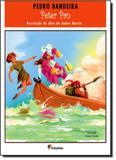 Peter Pan: Recriação da Obra de James Barrie - Série Deixa Que eu Conto - Moderna (paradidaticos)