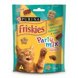 Petisco Friskies Party Mix Camarão Salmão Atum 40 gr - Nestlé purina