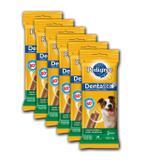 Petisco Pedigree Dentastix - Cães Adultos Raças Médias - 75g - 6 Pcs