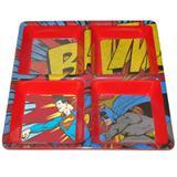 Petisqueira Quadrada DC Batman e Robin - Yaay