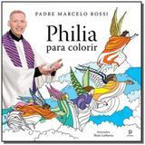 Philia para colorir - Globo