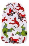 Pijama Para Cachorro Vingadores Tamanho P - Nica pet