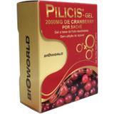 Pilicis Gel Cranberry Prevenção Infecção Urinaria - Bioworld