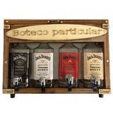 Pingômetro Boteco Particular Jack Daniels - Versare anos dourados