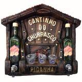 Pingometro - casa do churrasco - picanha - Retrofenna