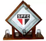 Pingometro de Bloco de vidro -  São Paulo - Times de futebol