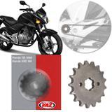 Pinhão 14 Dentes Honda CB 300R 2009 a 2015 XRE 300 2009 Vaz