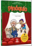 Pinóquio:Teatro com Dedoches e Cenários - Autentica