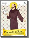 Pintando o santo - Bela letra
