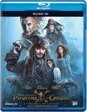 Piratas do Caribe: A Vingança de Salazar (Blu-Ray 3D) - Buena vista (disney)