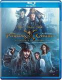 Piratas do Caribe: A Vingança de Salazar (Blu-Ray) - Buena vista (disney)
