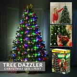 Pisca Pisca RGB Bola 16 Funcoes 48 Leds Natalino Arvore de Natal Tree Dazzler - Ideal