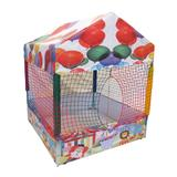 Piscina de Bolinhas Fantasia 1,50m x 1,50m Circo - Dedobrinquedo - Central dos brinquedos