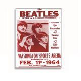Placa Beatles Concert - Tecnolaser
