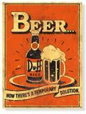 Placa Beer Duff - Tecnolaser