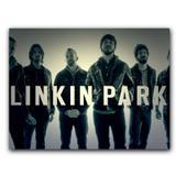 Placa Decorativa MDF Ambientes 20 cm x 30 cm - Linkin Park (BD12) - Skin t18
