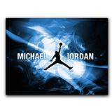 Placa Decorativa MDF Ambientes 20 cm x 30 cm - Michael Jackson (BD11) - Skin t18