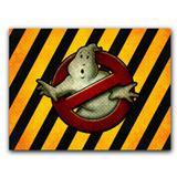 Placa Decorativa MDF Ambientes 20 cm x 30 cm - Os Caça Fantasmas - Ghostbusters (BD11) - Skin t18