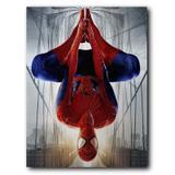 Placa Decorativa MDF Ambientes 30 cm x 20 cm - Homem Aranha Spider-man (BD01) - Skin t18