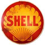 Placa Decorativa Mdf Shell - Versare anos dourados