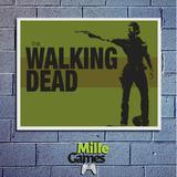 Placa Decorativa  The Walking Dead - Mille