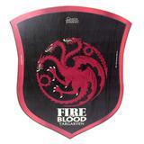 Placa Escudo Targaryen - Geek10