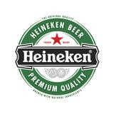 Placa Heineken II Redonda - All classics