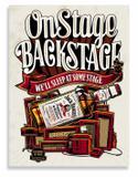 Placa Jack Daniels On Stage - Tecnolaser