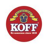 Placa Koff Sinebrychoff Redonda - All classics