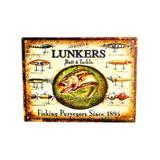 Placa Lunkers - All classics